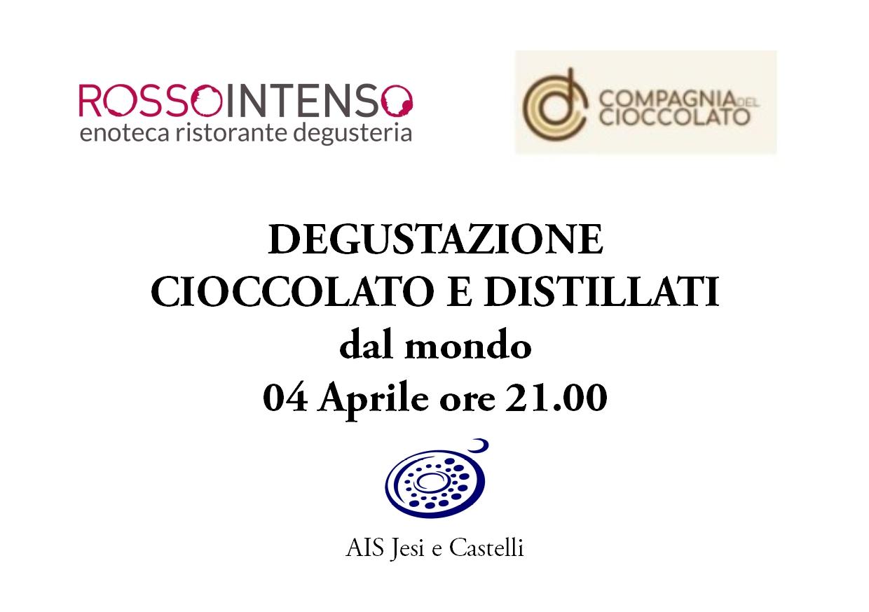 Distillati e Cioccolato