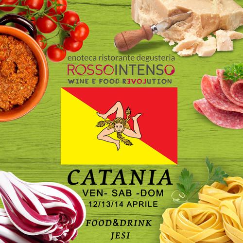 Food & Drink Jesi: MENU CATANIA