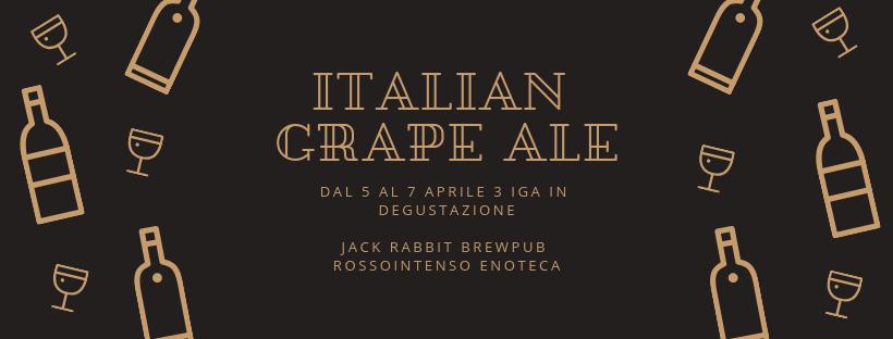 CircumnavIGA: viaggio alla scoperta della Italian Grape Ale