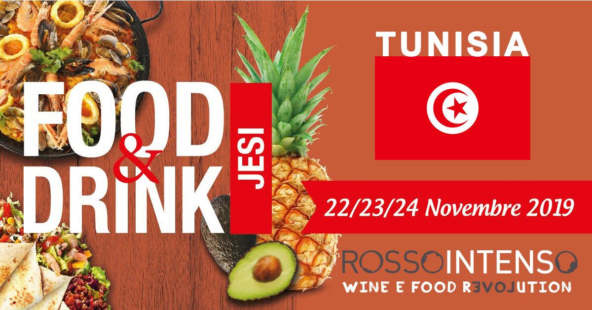 Food&Drink Jesi: TUNISIA 22-23-24 Novembre