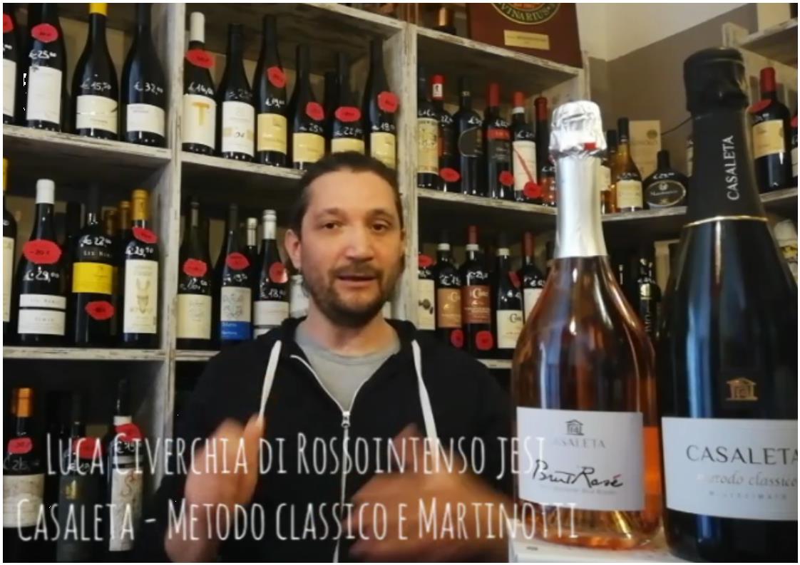 Casaleta – Metodo Classico e Martinotti